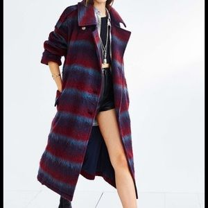 Urban Outfitters Robe Coat NWT